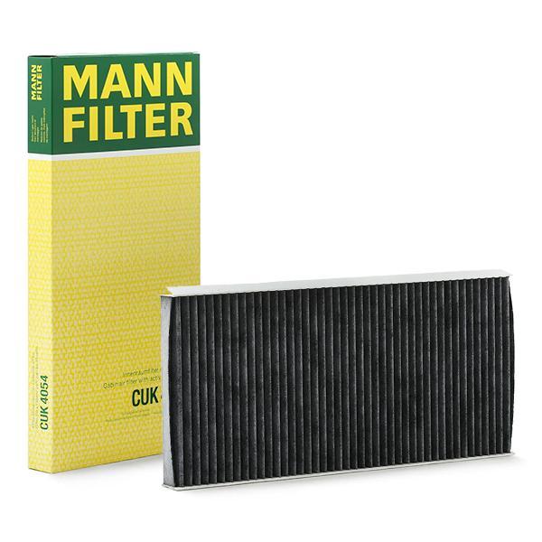 MANN-FILTER: Original Autoheizung CUK 4054 (Breite: 185mm, Höhe: 32mm, Länge: 394mm)