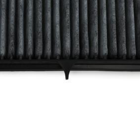 CUK8430 Filter, kupéventilation MANN-FILTER - Upplev rabatterade priser