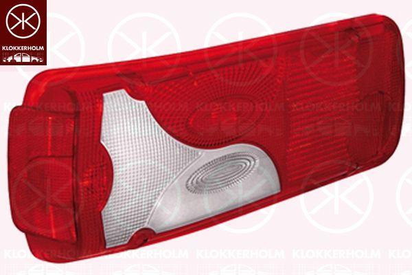 Componenti luce posteriore 35470752 KLOKKERHOLM — Solo ricambi nuovi