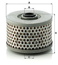 H 910/2 MANN-FILTER Hydraulikfilter, Lenkung für FORD online bestellen