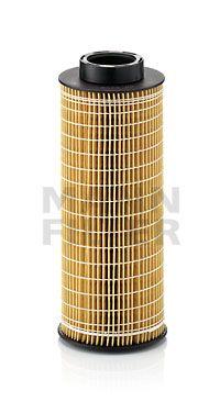 HU 1072 x MANN-FILTER Filtr oleju do SCANIA 4 - series - kup teraz