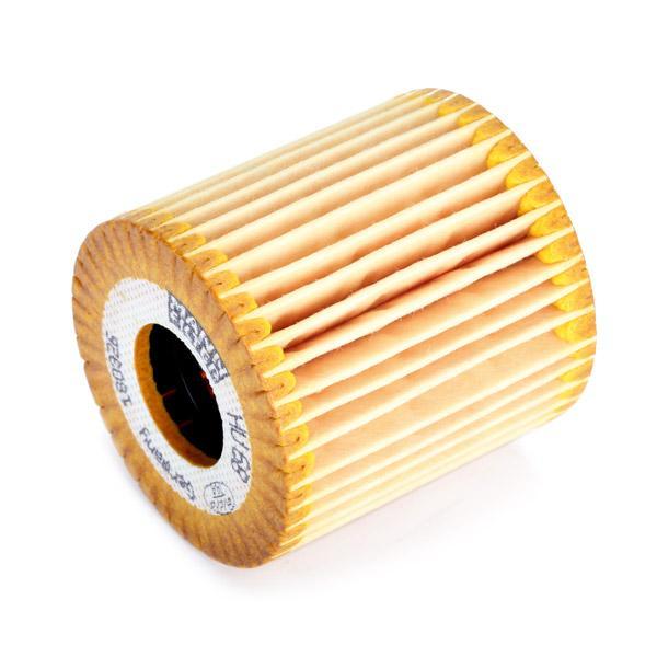 SMART febi bilstein 32911 filtro olio con anello tenuta