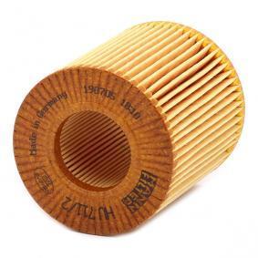 HU 711/2 x Ölfilter MANN-FILTER - Markenprodukte billig