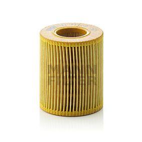 HU711/2x Ölfilter MANN-FILTER Erfahrung
