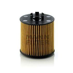 HU 712/6 x Wechselfilter MANN-FILTER - Markenprodukte billig