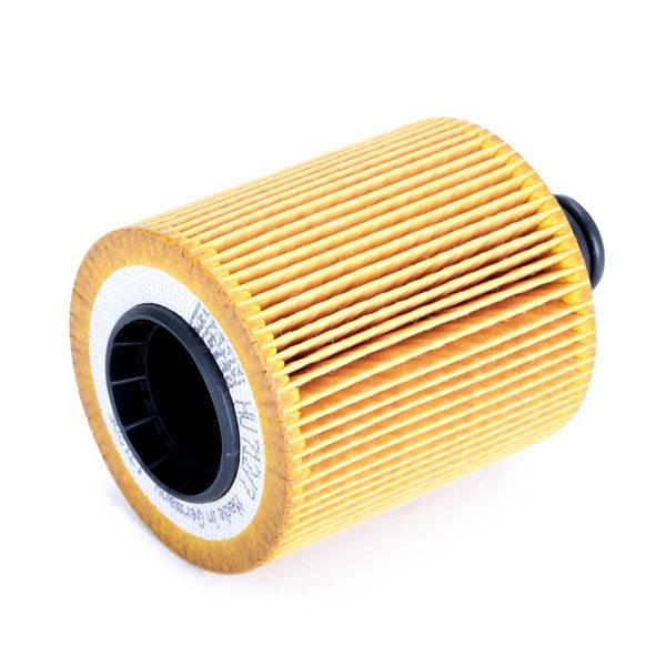 HU7127x Alyvos filtras MANN-FILTER HU 712/7 x Platus pasirinkimas — didelės nuolaidos