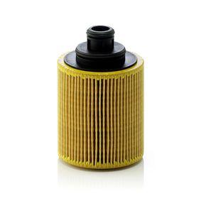 HU 712/7 x Ölfilter MANN-FILTER - Markenprodukte billig
