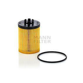 HU 712/8 x Ölfilter MANN-FILTER - Markenprodukte billig