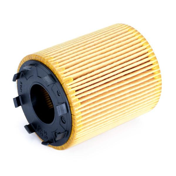 HU7131x Alyvos filtras MANN-FILTER HU 713/1 x Platus pasirinkimas — didelės nuolaidos