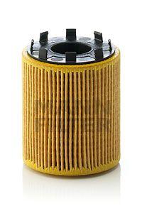 HU 713/1 x Alyvos filtras MANN-FILTER - Pigus kokybiški produktai