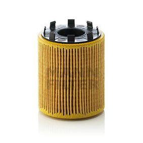 HU 713/1 x Ölfilter MANN-FILTER - Markenprodukte billig