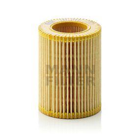 HU 714 x MANN-FILTER mit Dichtungen Innendurchmesser: 36mm, Ø: 64mm, Höhe: 85mm Ölfilter HU 714 x günstig kaufen