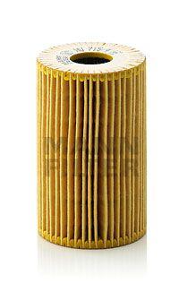 MANN-FILTER | Filtro olio HU 715/4 x