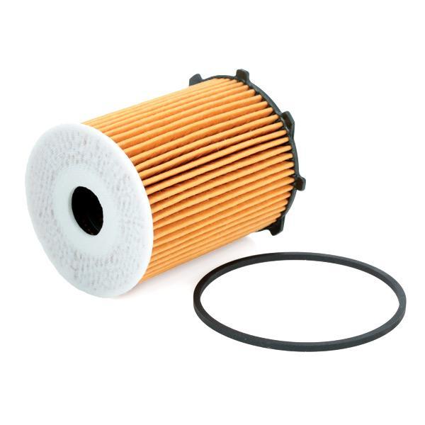 HU 716/2 x Filtre à huile MANN-FILTER - Produits de marque bon marché