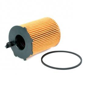 HU 716/2 x Маслен филтър MANN-FILTER в оригиналното качество