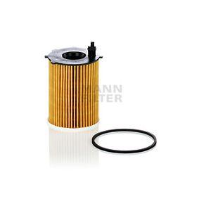 HU 716/2 x Ölfilter MANN-FILTER in Original Qualität