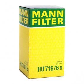 HU719/6x Ölfilter MANN-FILTER Erfahrung
