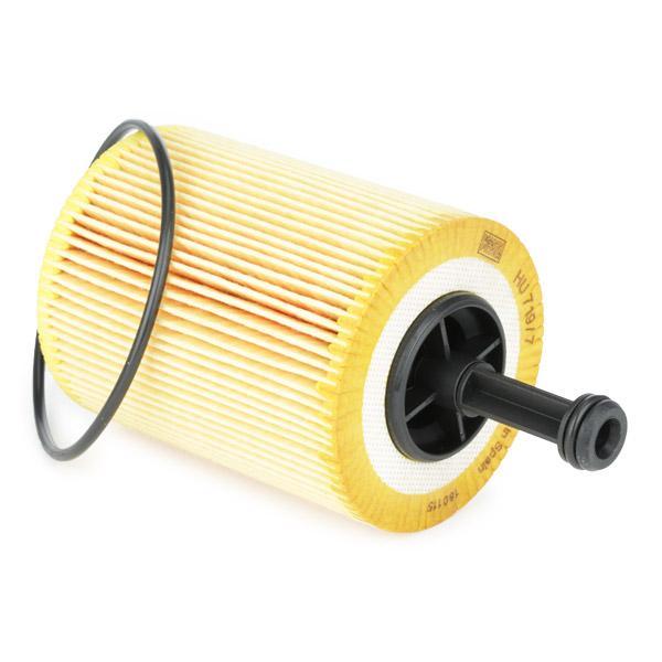 HU719/7x Ölfilter MANN-FILTER - Niedrigpreis-Anbieter