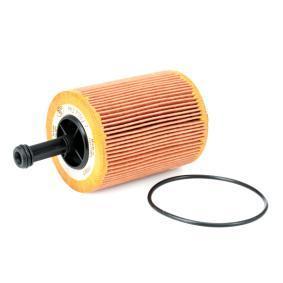 HU 719/7 x Olejový filtr MANN-FILTER Test