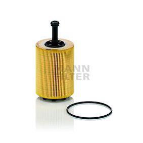 Маслен филтър HU 719/7 x от MANN-FILTER