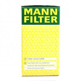 HU 719/8 x Ölfilter MANN-FILTER in Original Qualität