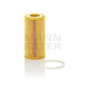 HU 719/8 x Eļļas filtrs MANN-FILTER Test