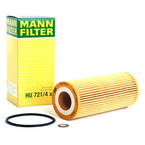 HU 721/4 x MANN-FILTER Ölfilter Bewertung