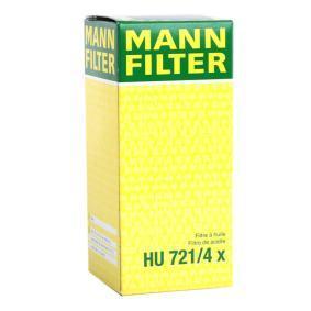 HU721/4x Alyvos filtras MANN-FILTER - Sumažintų kainų patirtis