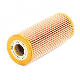HU 726/2 x Oil Filter MANN-FILTER - Cheap brand products