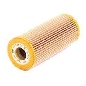 HU 726/2 x Filtre à huile MANN-FILTER - Produits de marque bon marché