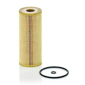 Filtro de aceite HU 726/2 x de (desde) MANN-FILTER