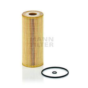 Filtre à huile HU 726/2 x de MANN-FILTER