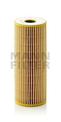 HU 727/1 x Ölfilter MANN-FILTER Test
