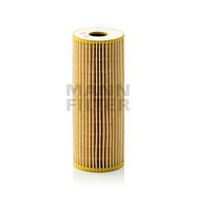 HU 727/1 x Oljni filter MANN-FILTER Test