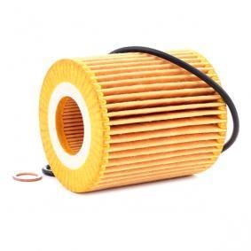 HU 815/2 x Eļļas filtrs MANN-FILTER - Lēti zīmolu produkti