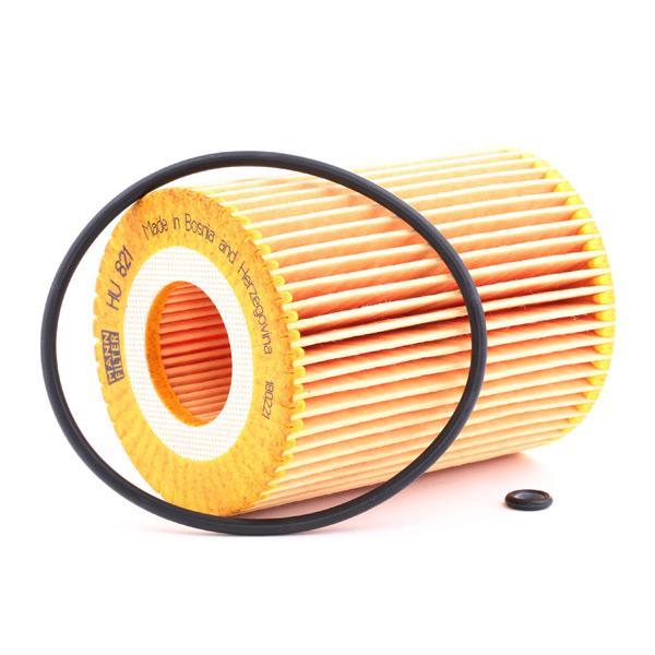 HU821x Motorölfilter MANN-FILTER HU 821 x - Große Auswahl - stark reduziert