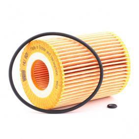HU821x Alyvos filtras MANN-FILTER HU 821 x Platus pasirinkimas — didelės nuolaidos