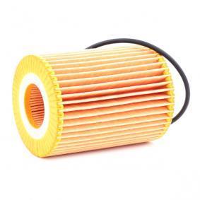 HU 821 x Alyvos filtras MANN-FILTER - Pigus kokybiški produktai