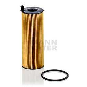 HU 831 x Wechselfilter MANN-FILTER - Markenprodukte billig
