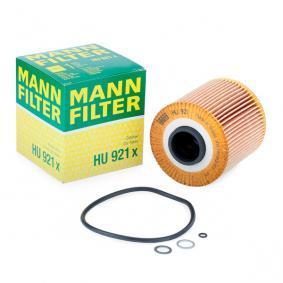 For cars Original MANN-FILTER Oil Filter HU 710 X