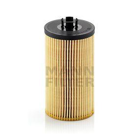 HU 931/5 x Filtre à huile MANN-FILTER originales de qualité