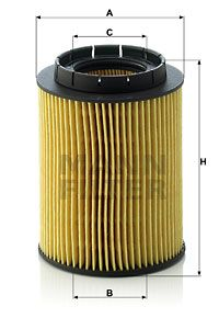 HU 932/6 n Ölfilter MANN-FILTER Test