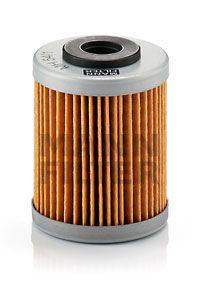 MANN-FILTER Oljefilter Filterinsats MH 54/1 KTM