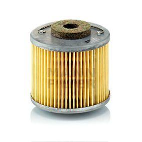 P 715 MANN-FILTER Höhe: 65mm Kraftstofffilter P 715 günstig kaufen