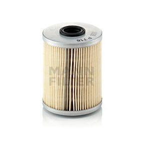 P 718 x MANN-FILTER mit Dichtungen Höhe: 90mm Kraftstofffilter P 718 x günstig kaufen