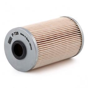 P726x Kraftstofffilter MANN-FILTER P 726 x - Große Auswahl - stark reduziert