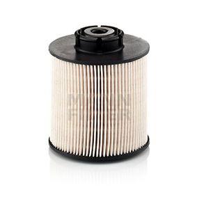 PU 1046/1 x Bränslefilter MANN-FILTER originalkvalite