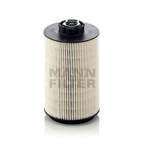 MANN-FILTER Bränslefilter PU 1058 x - köp med 29% rabatt