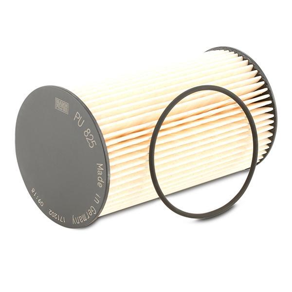 PU 825 x Palivový filter MANN-FILTER - Lacné značkové produkty