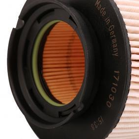 PU9362x Kuro filtras MANN-FILTER PU 936/2 x Platus pasirinkimas — didelės nuolaidos
